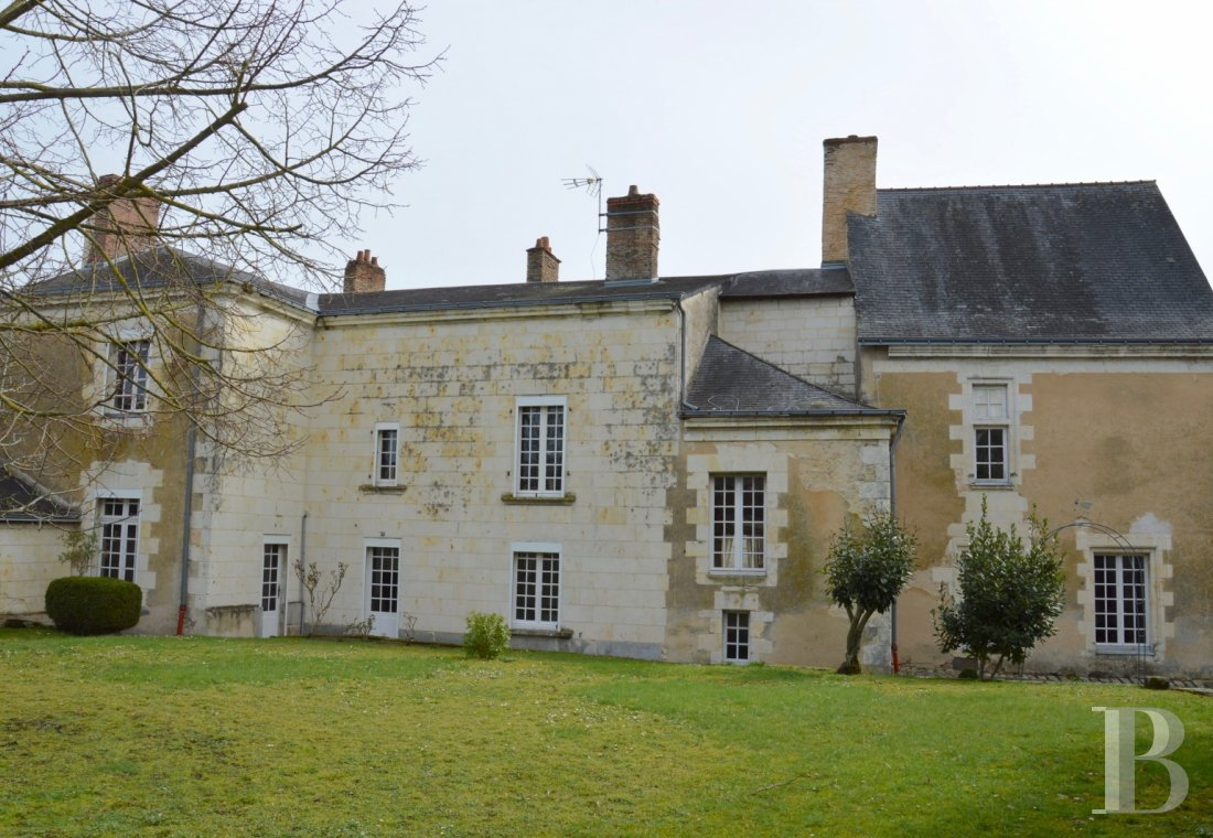 mansion houses for sale France pays de loire 18th century - 1
