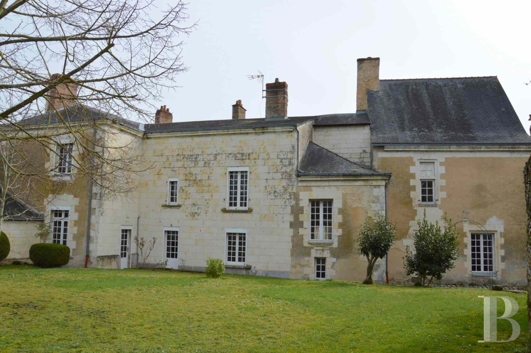 mansion houses for sale France pays de loire 18th century - 1 zoom