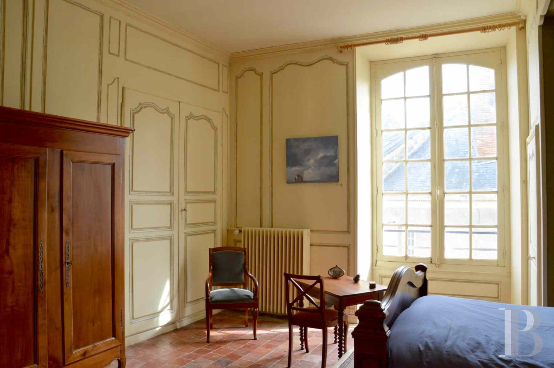 mansion houses for sale France pays de loire 18th century - 11 zoom