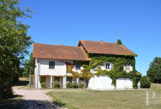 chateaux for sale France burgundy brionnais region - 17