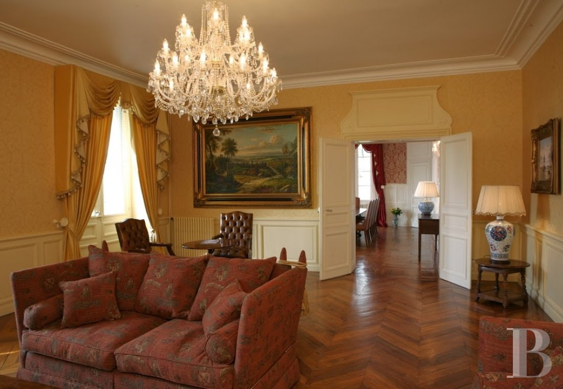 chateaux for sale France burgundy brionnais region - 8