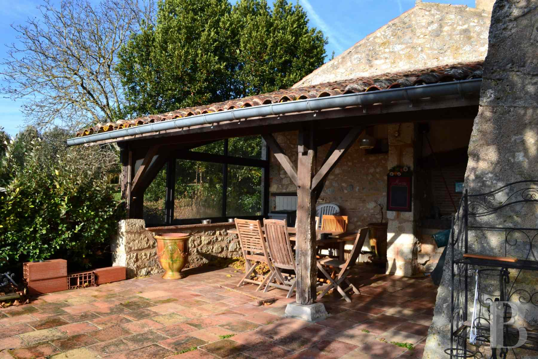 character properties France aquitaine property garonne - 14 zoom
