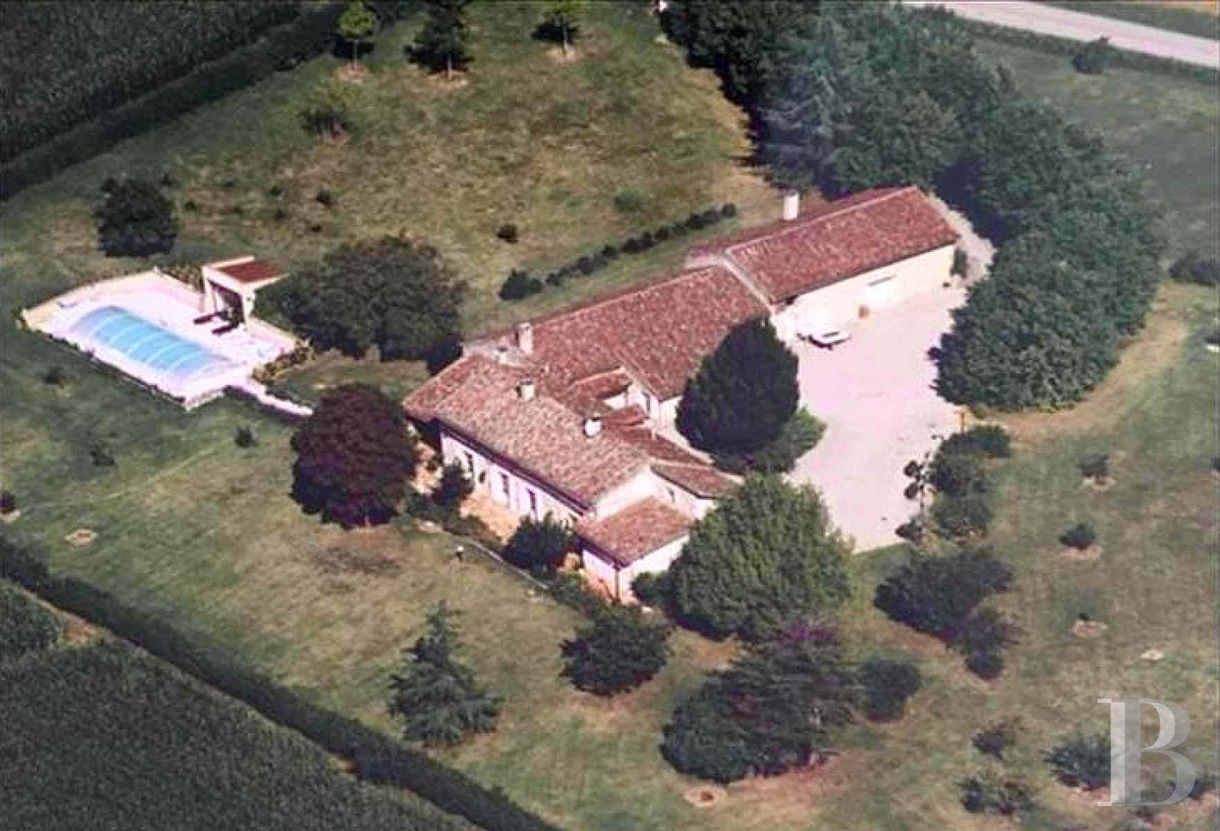 character properties France aquitaine property garonne - 2 zoom