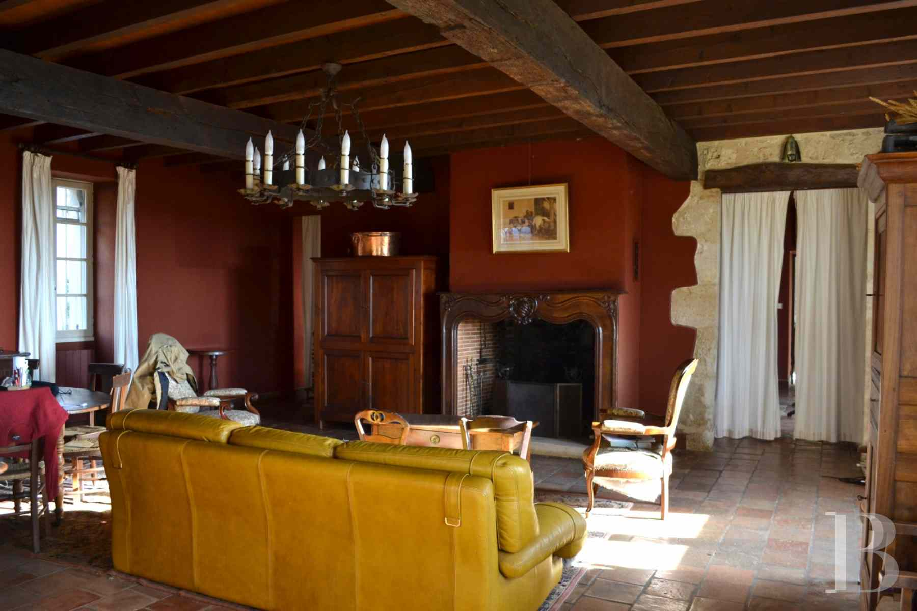 character properties France aquitaine property garonne - 3 zoom