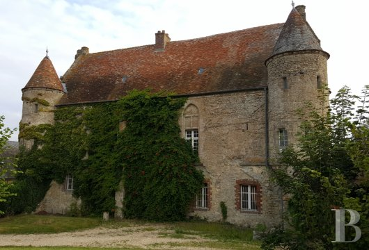 France mansions for sale upper normandy 13th 14th - 3