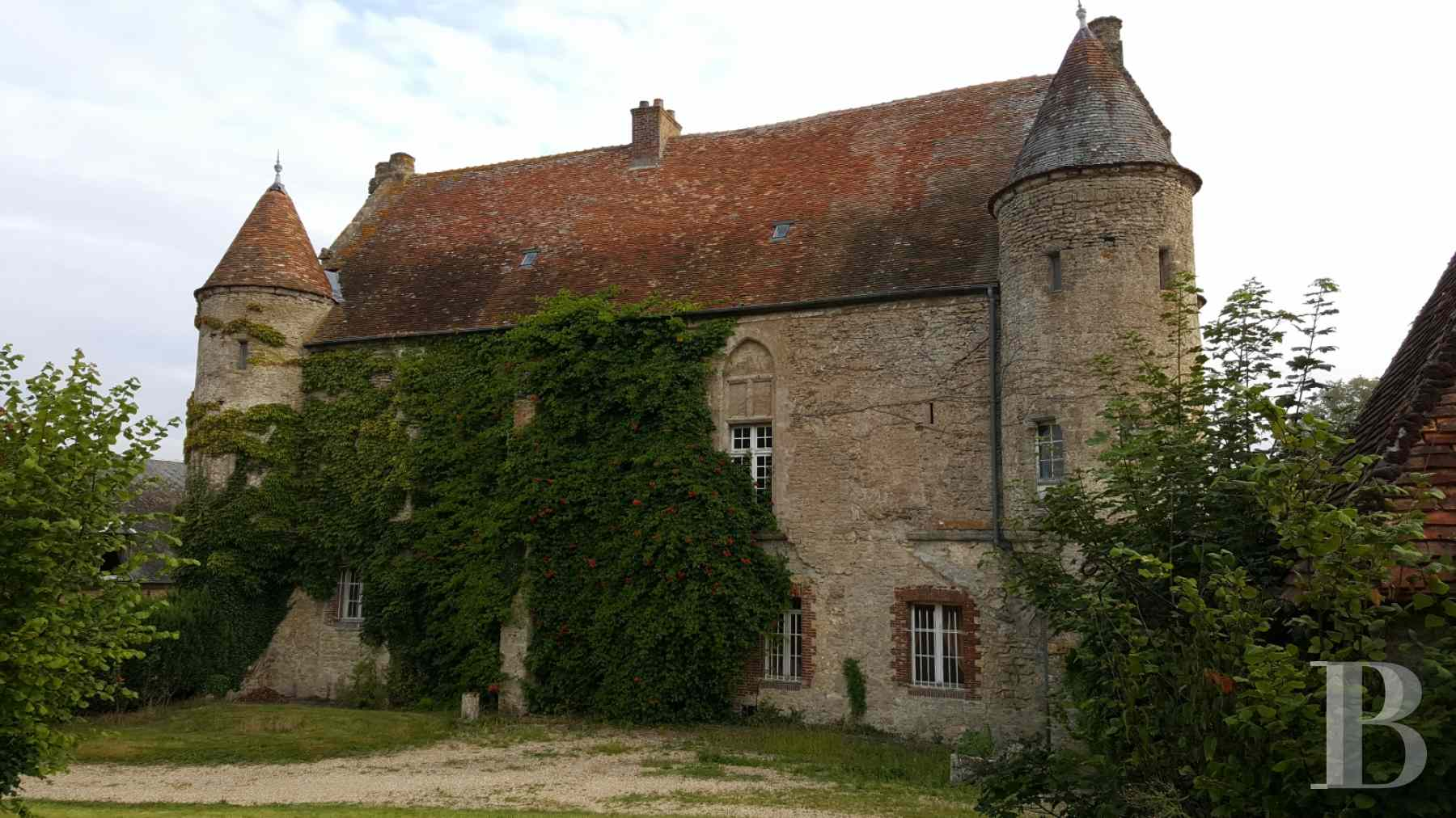 France mansions for sale upper normandy 13th 14th - 3 zoom