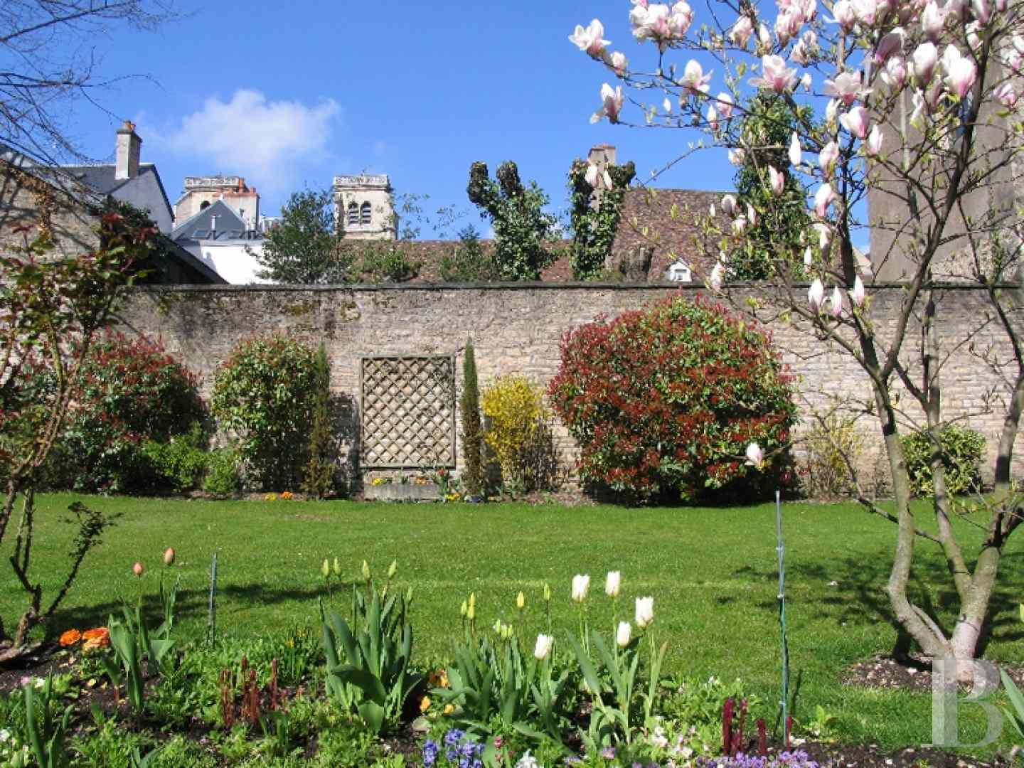 mansion houses for sale France burgundy flat garden - 15 zoom