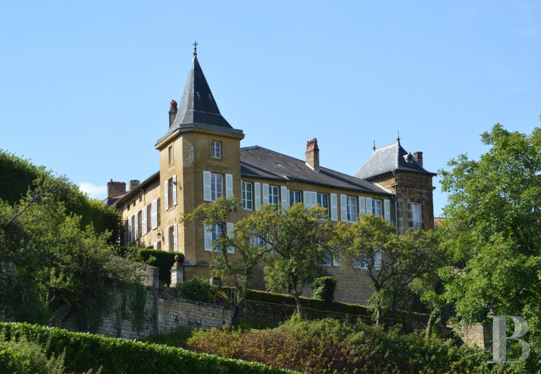 France mansions for sale lorraine   - 1