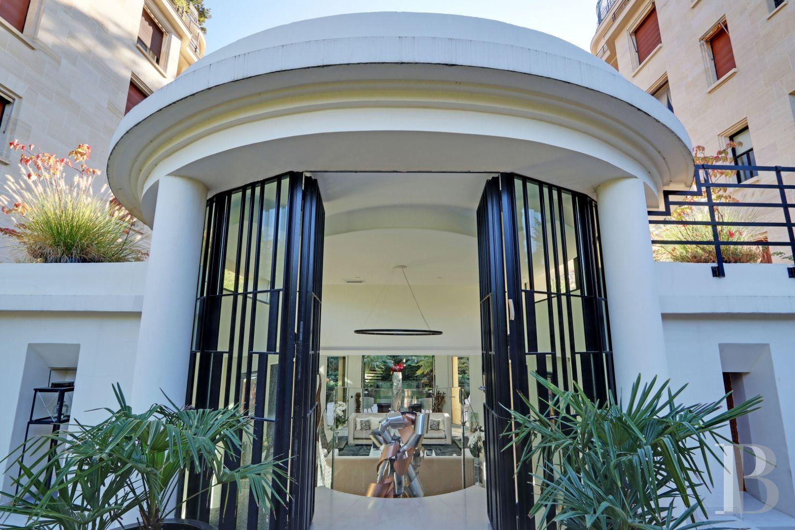 Maison A Vendre Porte De La Muette Bois De Boulogne