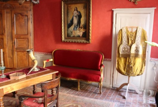 mansion houses for sale France burgundy 18th century - 9