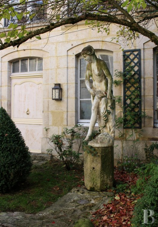 mansion houses for sale France burgundy 18th century - 15
