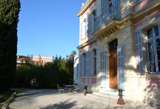 character properties France provence cote dazur bastide house - 3