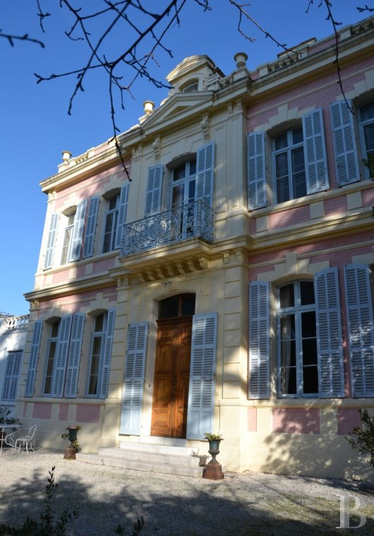 character properties France provence cote dazur bastide house - 2
