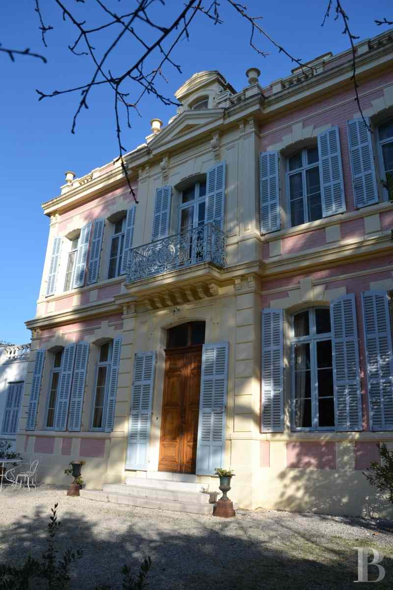 character properties France provence cote dazur bastide house - 2 zoom