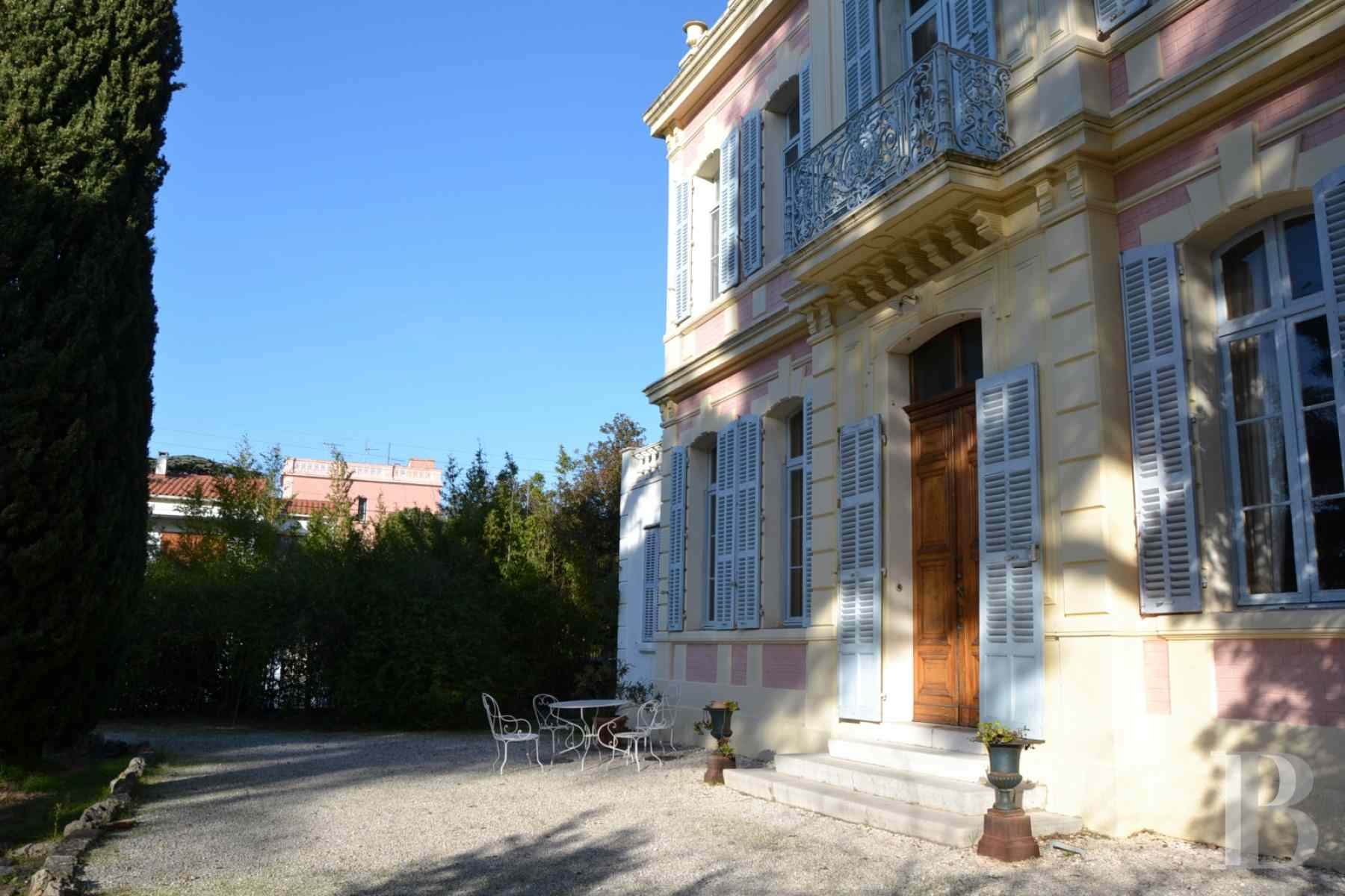 character properties France provence cote dazur bastide house - 3 zoom
