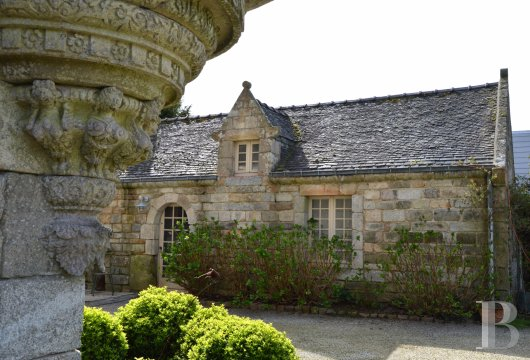 France mansions for sale brittany   - 13