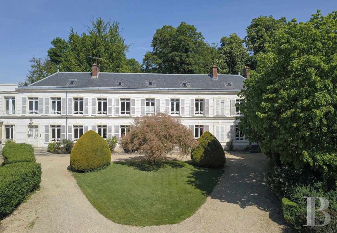 property for sale France ile de france residences mansion - 1