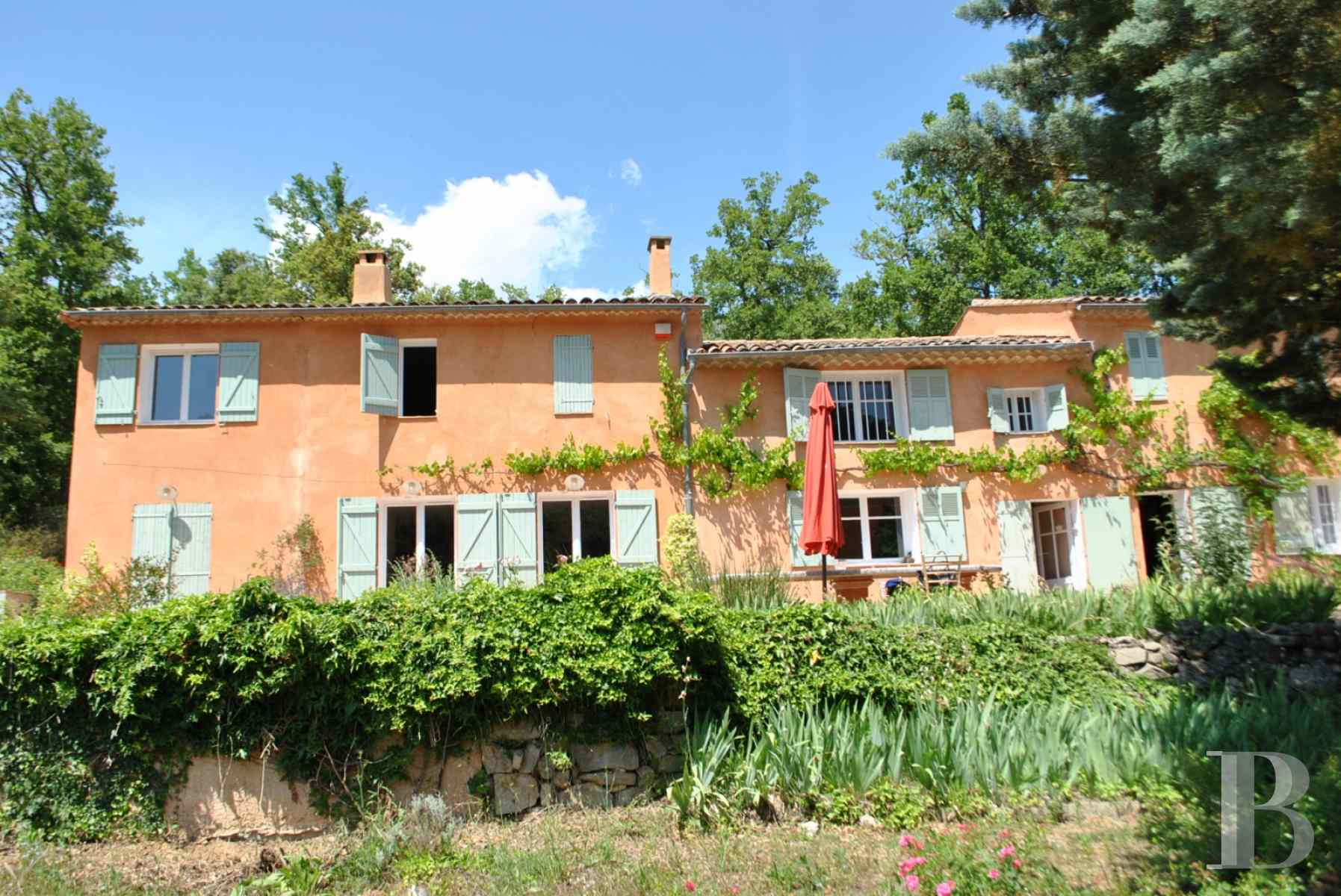 character properties France provence cote dazur renovated old - 2 zoom