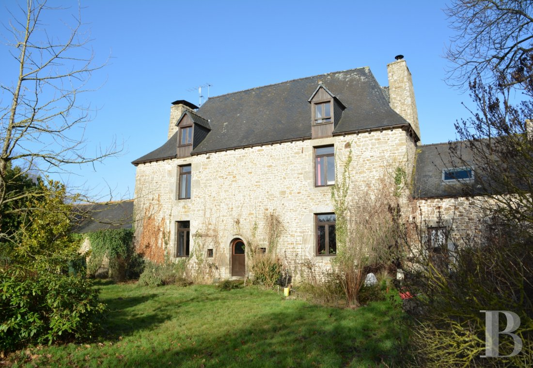 France mansions for sale brittany garden guingamp - 1 mini