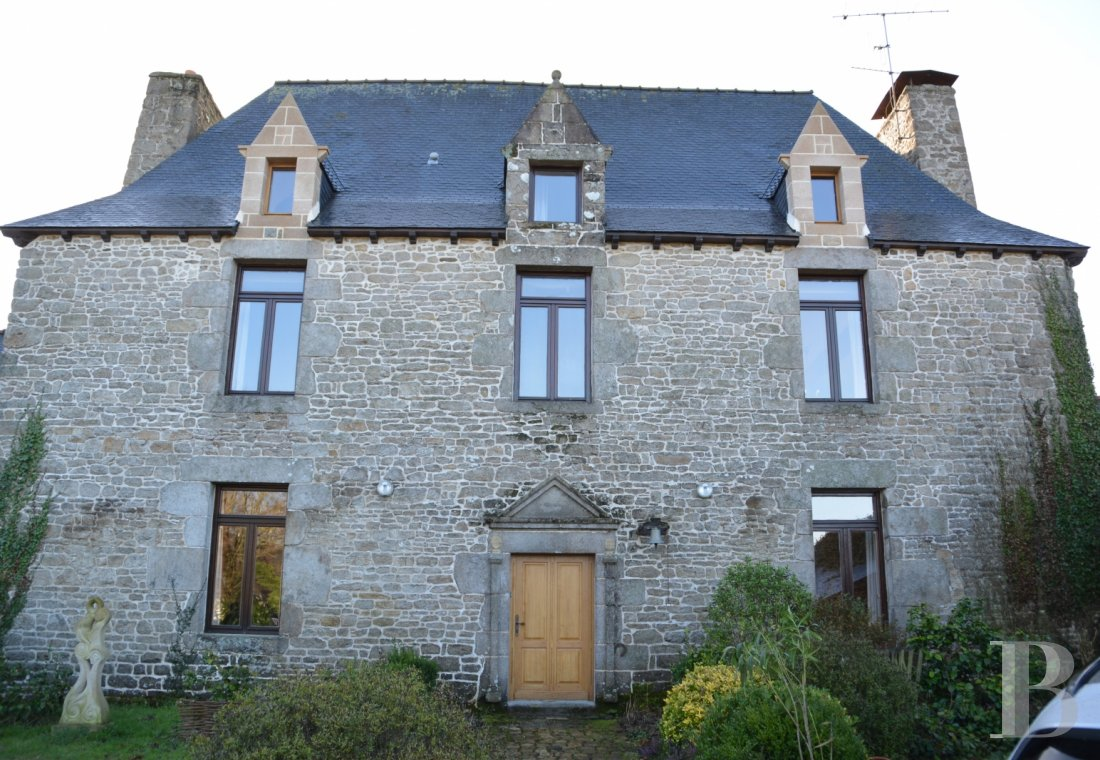 France mansions for sale brittany garden guingamp - 2 mini