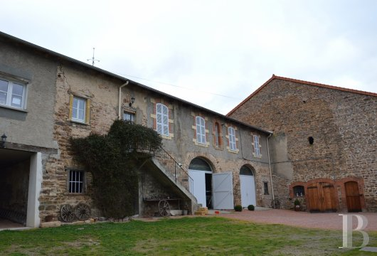 chateaux for sale France rhones alps upper beaujolais - 13