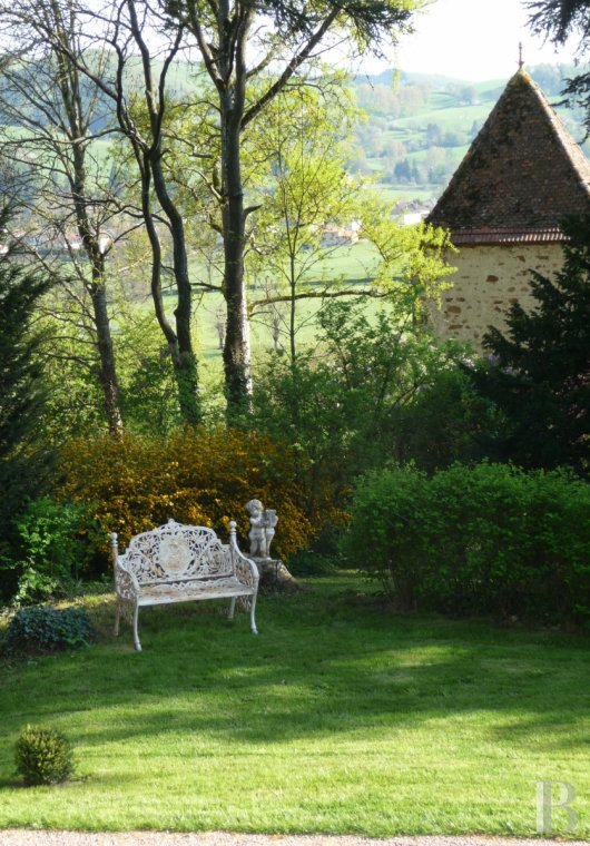 chateaux for sale France rhones alps upper beaujolais - 19