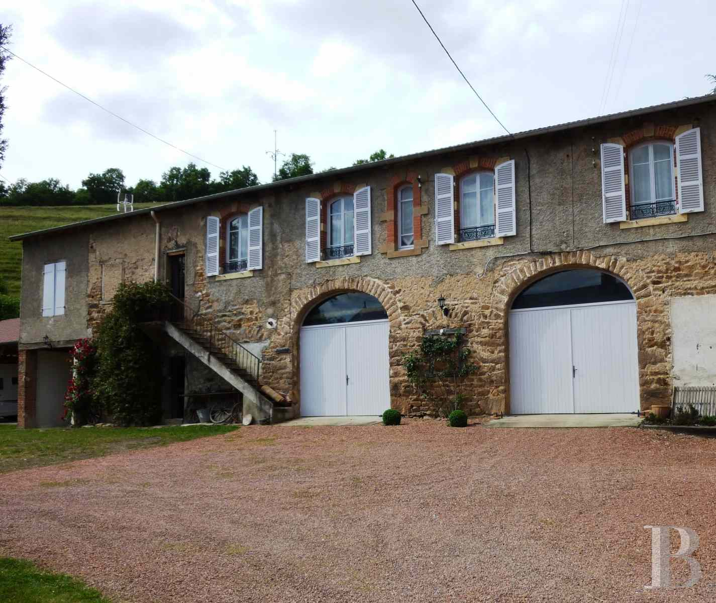 chateaux for sale France rhones alps upper beaujolais - 12 zoom
