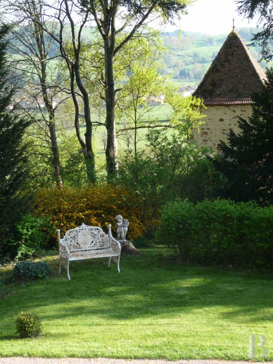 chateaux for sale France rhones alps upper beaujolais - 19 zoom