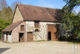 character properties France center val de loire farm building - 14