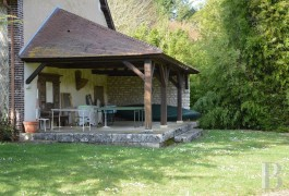 character properties France center val de loire farm building - 6 mini