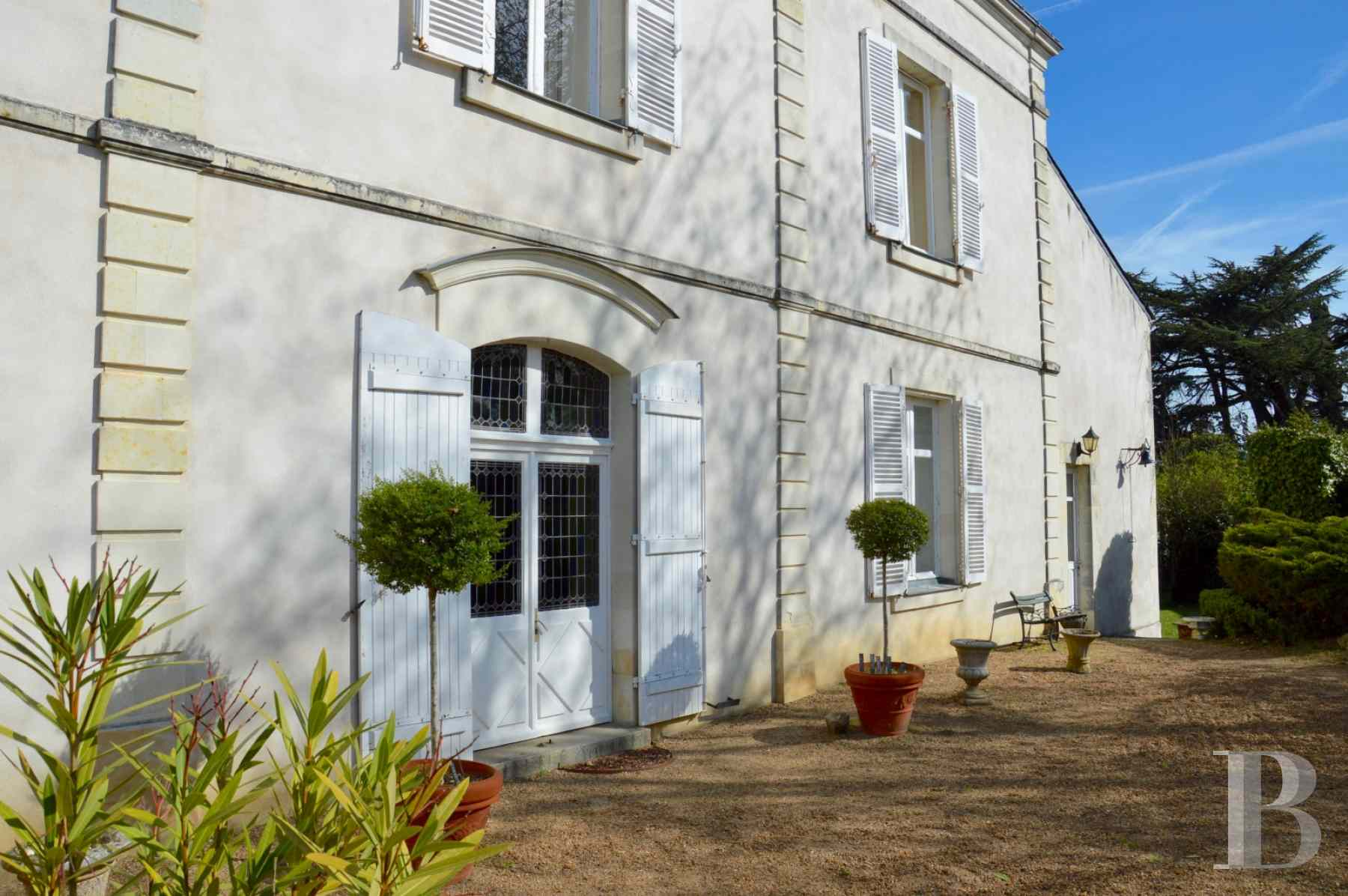 character properties France pays de loire presbytery garden - 14 zoom