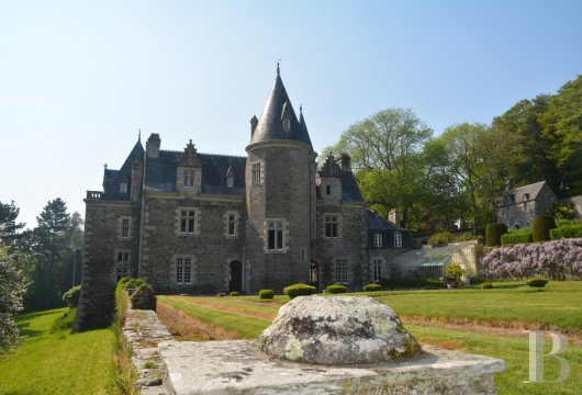 chateaux for sale France brittany   - 20