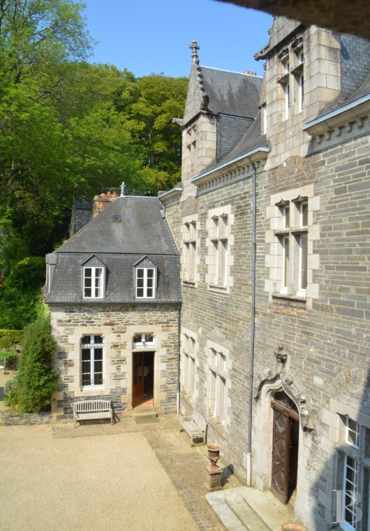chateaux for sale France brittany   - 15