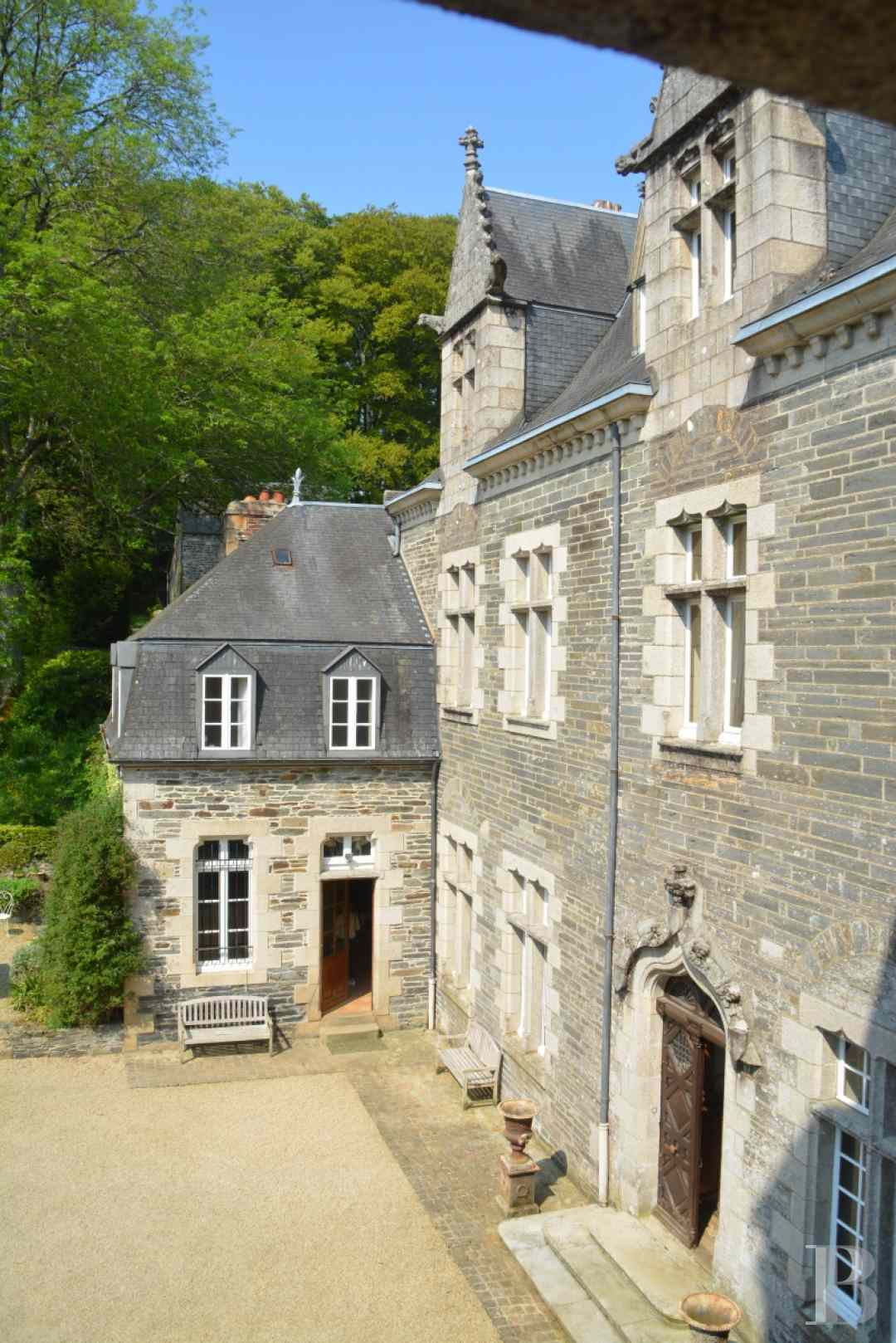 chateaux for sale France brittany castles chateaux - 15 zoom
