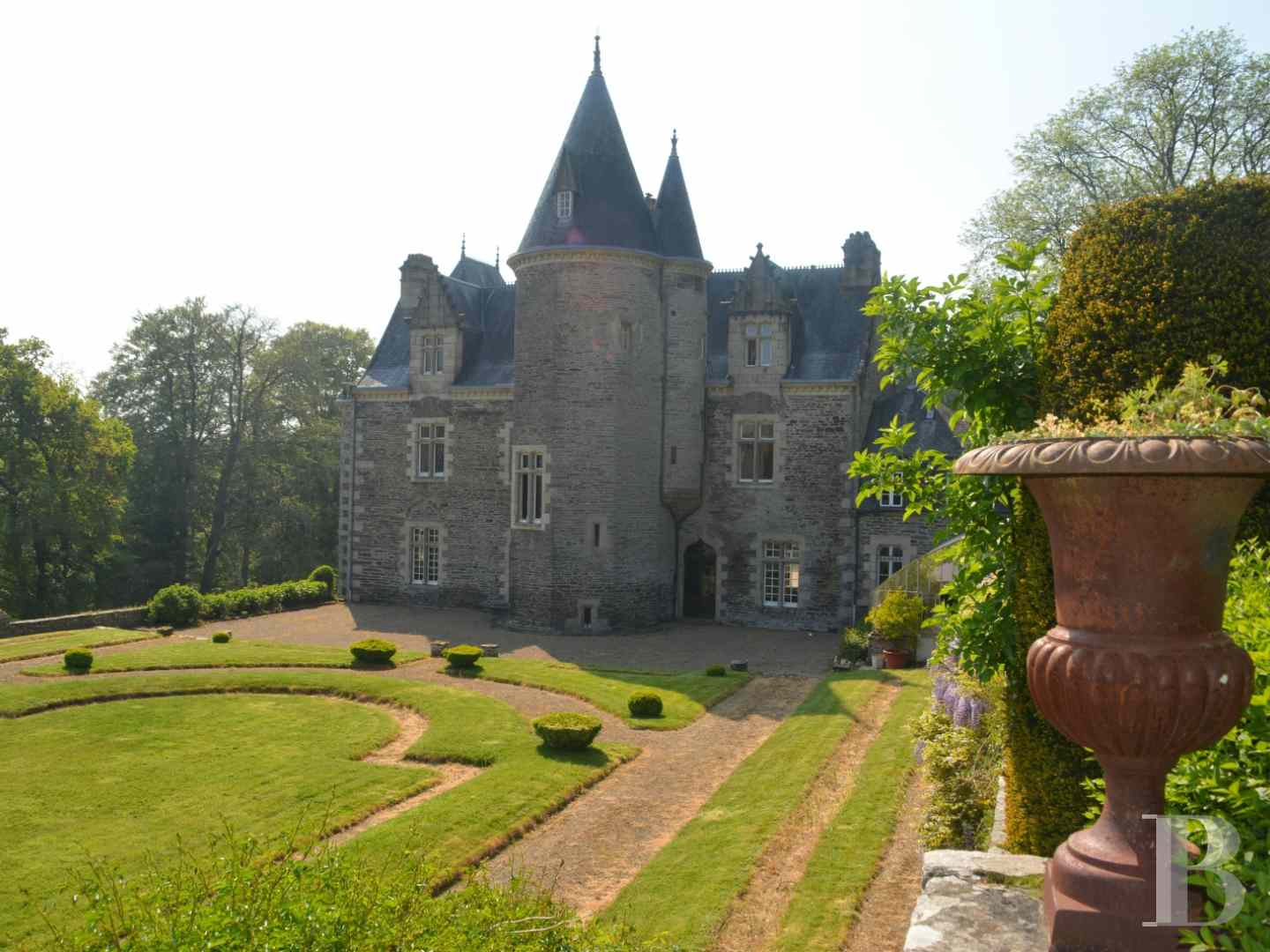 chateaux for sale France brittany castles chateaux - 22 zoom