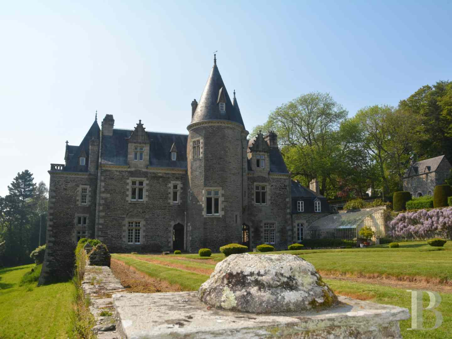 chateaux for sale France brittany castles chateaux - 20 zoom