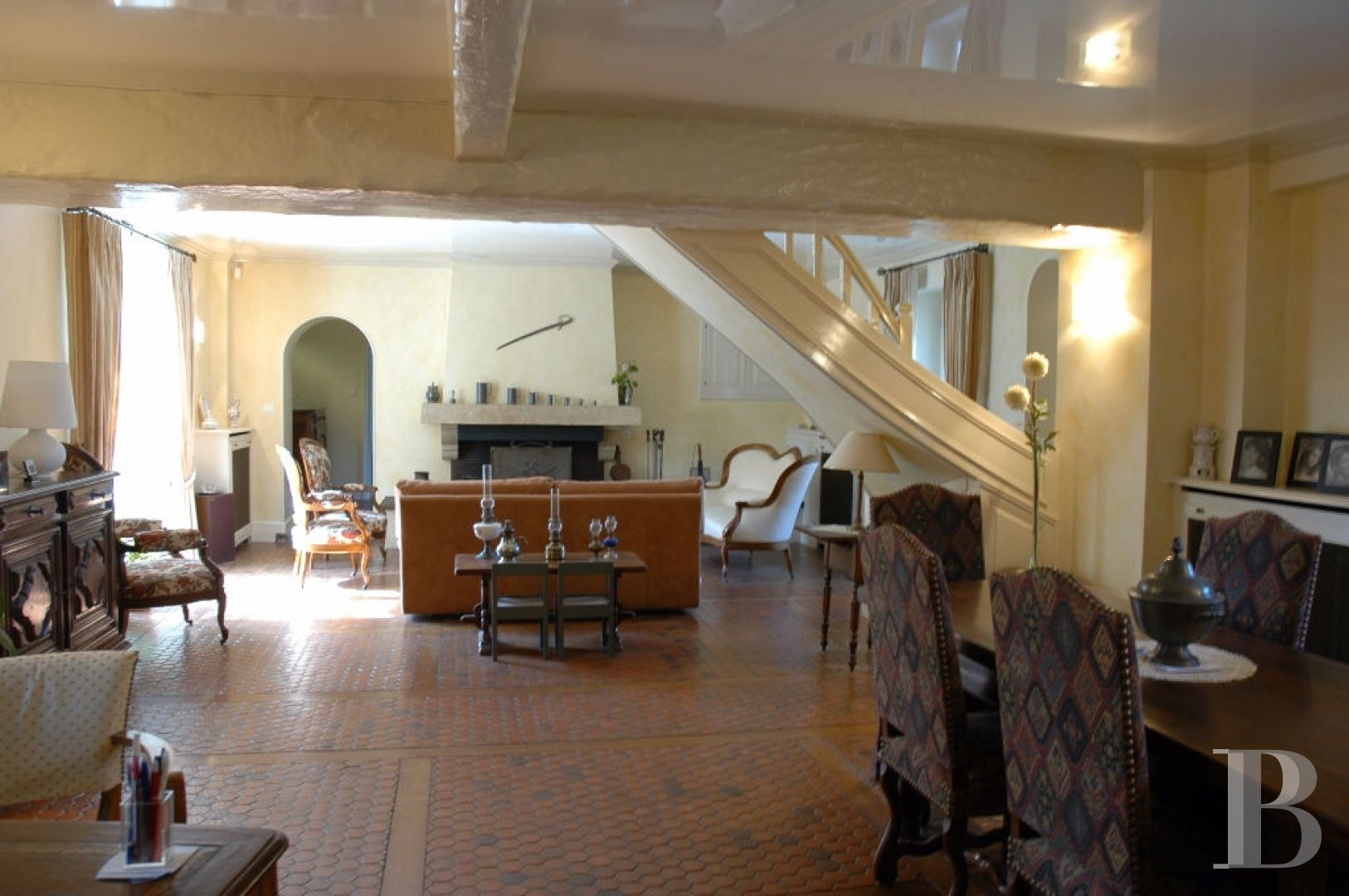 character properties France ile de france hunting lodge - 5 zoom