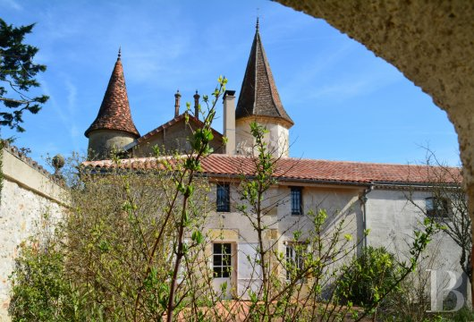 chateaux for sale France aquitaine property gers - 2