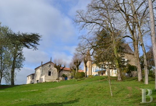 chateaux for sale France aquitaine property gers - 4