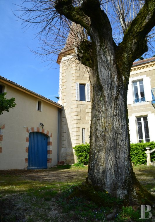 chateaux for sale France aquitaine property gers - 17 mini