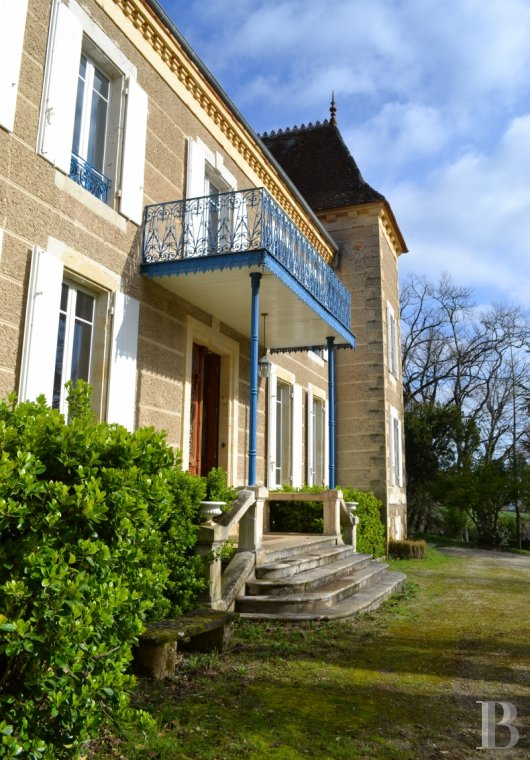 chateaux for sale France aquitaine property gers - 3