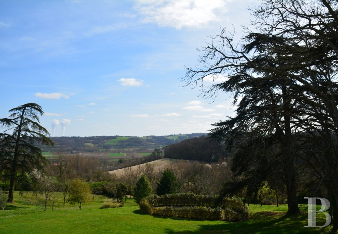 chateaux for sale France aquitaine property gers - 23