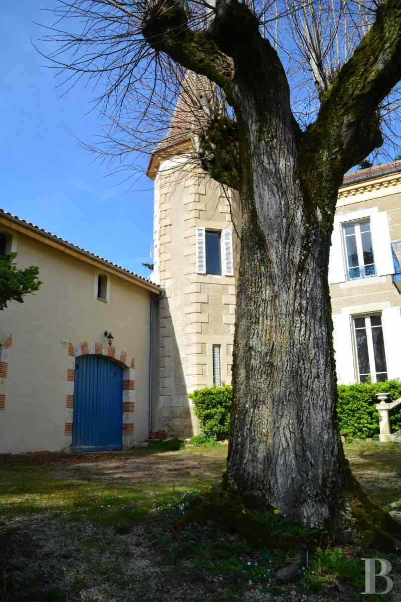 chateaux for sale France aquitaine property gers - 17 zoom