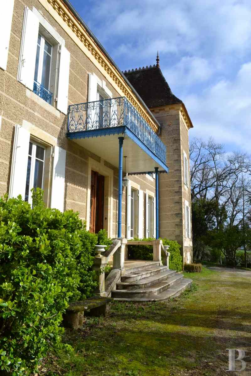 chateaux for sale France aquitaine property gers - 3 zoom