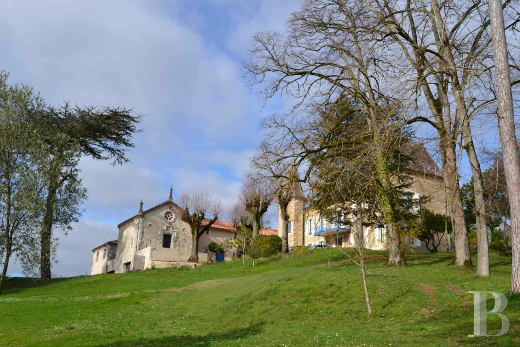chateaux for sale France aquitaine property gers - 4 zoom