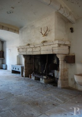 chateaux for sale France rhones alps upper bugey - 4