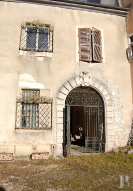 chateaux for sale France rhones alps upper bugey - 3