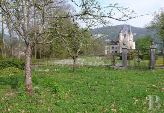 chateaux for sale France rhones alps upper bugey - 16