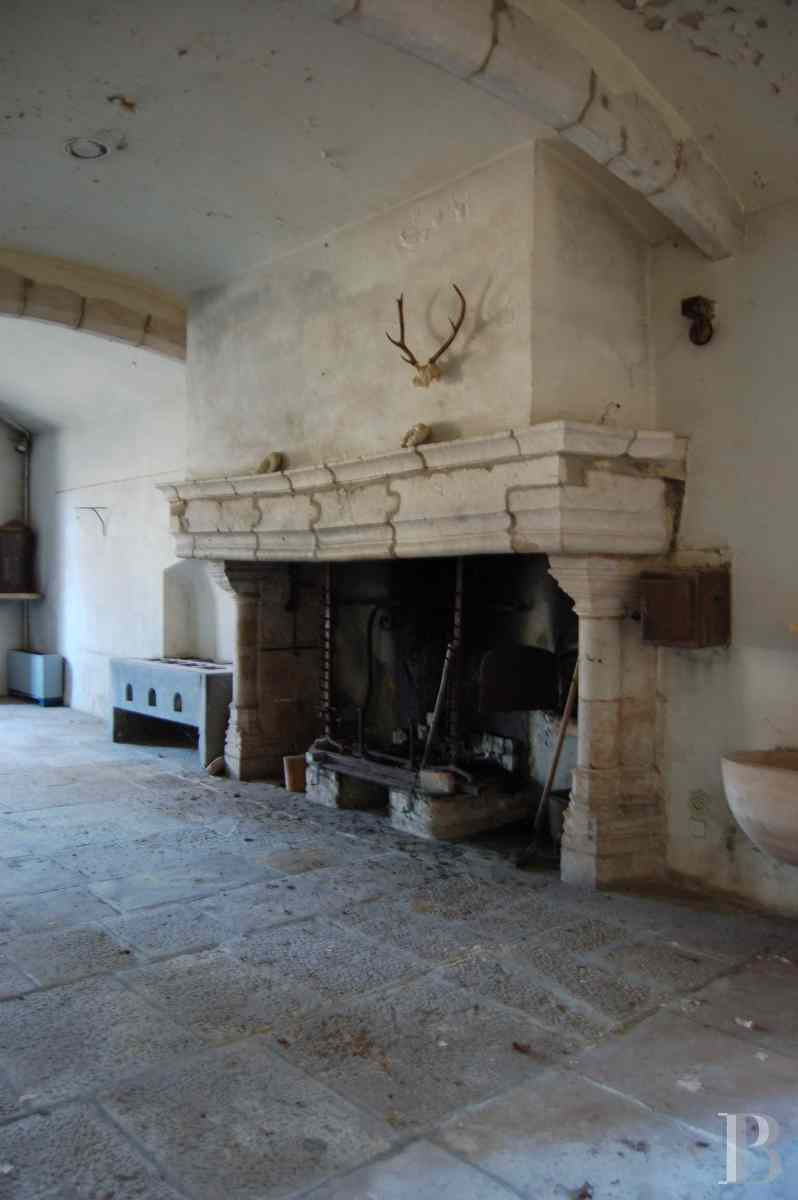 chateaux for sale France rhones alps upper bugey - 4 zoom