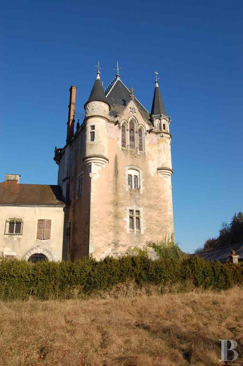 chateaux for sale France rhones alps upper bugey - 2 zoom